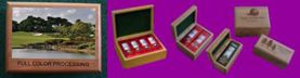 Wooden Gift Boxes, Decorated and Engraved