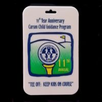 SMALL SPORT GOLF BAG TAG, bt548