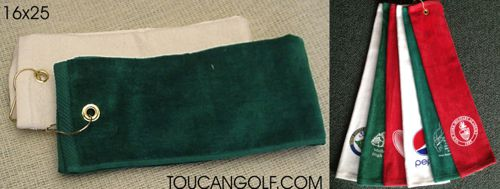 sports golf towels