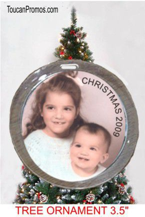 aj and misha photo ornaments
