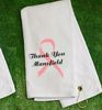 Pink Ribbon Golf Towels