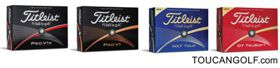 Titleist golf balls, Toucan Golf